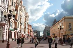 Old Distritos de Moscou Private Walking Tour