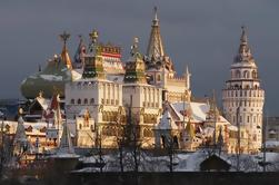 Moscou Private Tour: Izmailovo Kremlin e Vodka Museu
