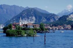Tour Privado: Excursión de un día al Lago Maggiore y Vicolungo desde Milán