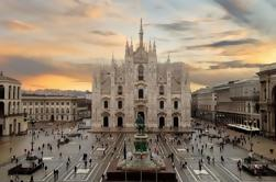 Tour privado: Tour de turismo de Milán y salida de Serravalle