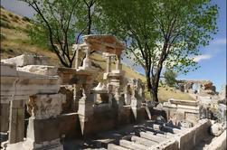 Shore Excursion: Ville antique d'Ephesus du port de Kusadasi