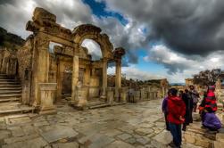 Viaje compartido de Ephesus para pasajeros del puerto de Kusadasi