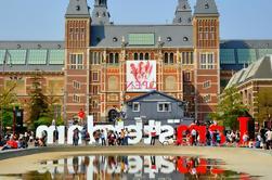 Tour de fin de semana de Amsterdam y Brujas desde Londres