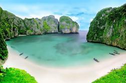 Excursión temprana de la isla de la phi de la phi de la lancha rápida de Phuket