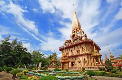 El verdadero recorrido turístico de Phuket con cóctel