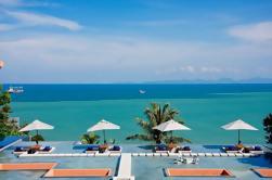 Excursión de medio día a la isla de Maithon, incluida la observación de delfines por catamarán desde Phuket