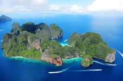 Phi Phi Island Trip por el crucero de Phuket Incluye Almuerzo Buffet