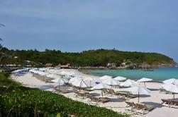 Excursión de día completo a Racha Islands incluyendo almuerzo y transportación de lancha desde Phuket