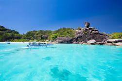 Islas Similan en Lancha Incluyendo almuerzo y traslados desde Phuket