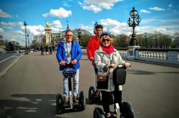 Descubre París en un viaje en Segway