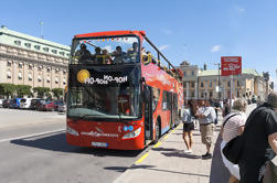 Excursion de rivage: Bus de jour des autobus rouges Hop-On Hop-Off