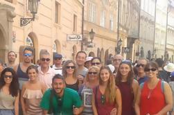 Visita a pie por la historia de la Praga medieval