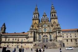 Excursión Camino Frances de 7 días desde Sarria a Santiago