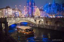 Ljubljana Excursión Magica de 2 Horas incluyendo Crucero