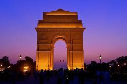 Tour privado de Delhi en coche