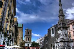 Excursión en bicicleta en Nápoles