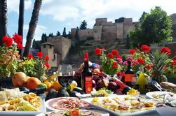 Malaga Tapas Tour con visita del mercato Atarazanas
