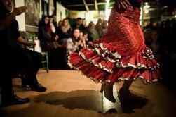 Malaga Tapas Tour con spettacolo di Flamenco