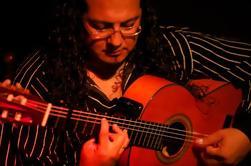 Flamenco Show in Malaga met een Drank