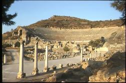 Excursión de un día a grupos pequeños de Éfeso desde Kusadasi