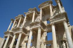 Excursión de un día a grupos pequeños de Ephesus desde Selcuk