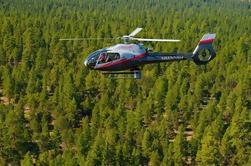 Vuelo de helicóptero de 45 minutos sobre el Gran Cañón de Tusayan, Arizona