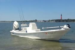 Carta de pesca costera en Daytona Beach