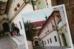 Visite guidée à pied de la ville de Prague