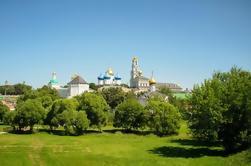 Private Day Trip to Sergiev Posad fra Moskva Inkludert Holy Trinity Lavra