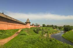 Dagtocht naar Suzdal en Vladimir uit Moskou