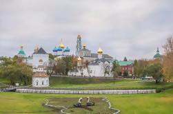 Excursión de un día a Troitse-Sergieva Lavra desde Moscú