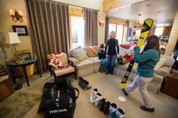 Sport Ski Rental Package from Park City