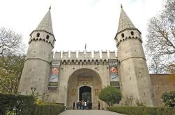 Tarde Tour de la Corte Otomana Desde Estambul: Palacio de Topkapi y Rustem Pasha Mezquita