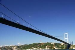 Puente del Bósforo De Europa a Asia Desde Estambul
