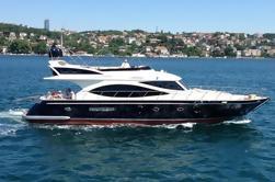 Croisière privée au Bosphore et visite du palais Dolmabahce depuis Istanbul