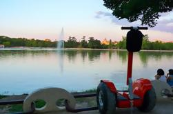 Casa de Campo Self-Balancing Transporter Guided Tour in Madrid