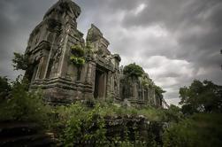 Tour del Templo de la Montaña de Phnom Bok desde Siem Reap