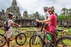 Siem Reap Tour de Templo de Día Completo en Bici
