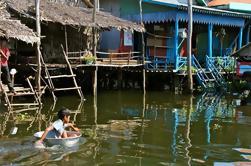 Kompong Phluk y Tonle Sap Lago Sunset Tour