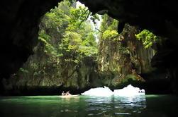 Viaje de Canoa en el Mar de Phuket Incluyendo Almuerzo