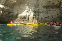 Kayak Tour van The Pirates Route in Cabo de Gata