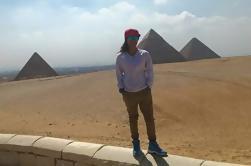 Excursión privada de dos días a El Cairo, Giza y Saqqara