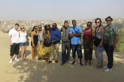 Excursão de dia inteiro em Giza Sakkara e Memphis do Cairo