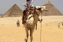 Tour Privado a las Pirámides de Giza y Saqqara