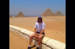 Pirámides de Giza, Museo Egipcio y Bazar