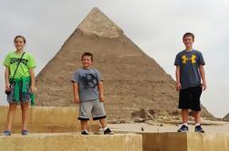 Private Cairo Layover Tour desde el aeropuerto de El Cairo