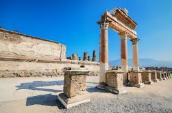 Excursión diaria al grupo de Pompeya con guía arqueológica