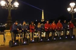 Tour nocturno en Segway en París