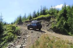 Private Off Road Tour a los Montes Cárpatos desde Bucarest