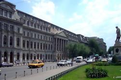 Tour privado de los elementos históricos y tradicionales de Bucarest